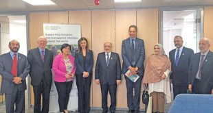 H E Mantheri lauds Westminster Foundation for Democracy in UK