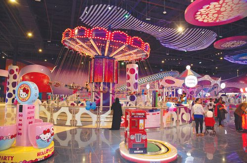 Mall of Muscat sees over 400,000 visitors during Eid