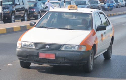MoTC to cancel taxi permit for violating operations rule