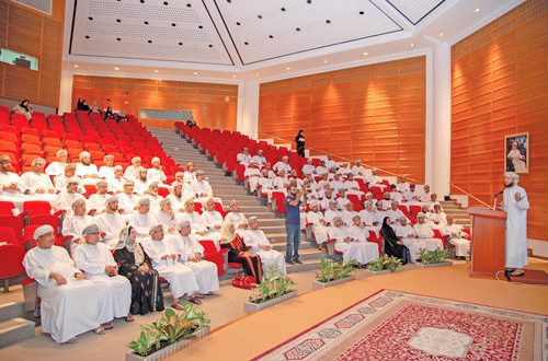SQU information centre launches new services