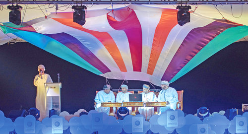 Alizz Islamic Bank holds prize draw in Dhofar