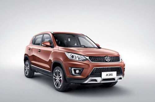 BAIC X35 easy to own at RO66 for six years