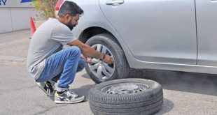 Constant tyre check must to keep accidents at bay