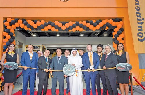 Continental opens flagship Middle East service centre in Dubai