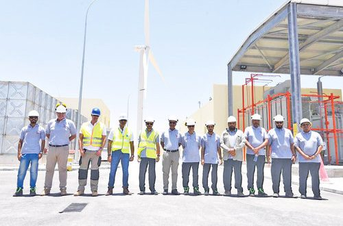 Dhofar project targets 10% of Oman's green energy needs