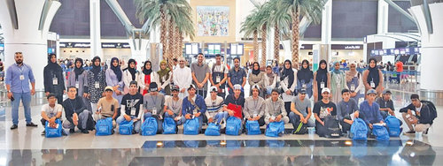 Duqm Refinery sends top students to UK as part of summer project