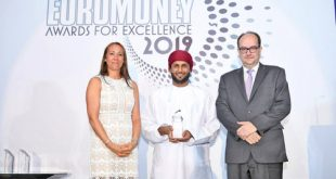 Euromoney honours Bank Muscat for outstanding contribution