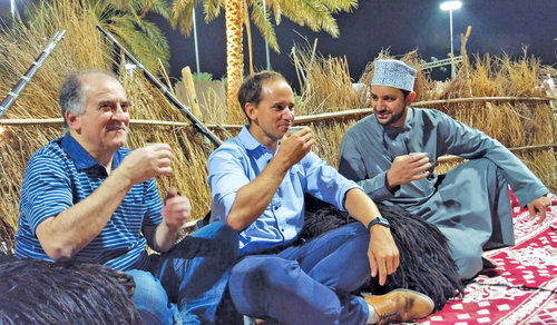 Friendship Day: Envoys cherish deep-rooted ties with Oman
