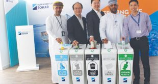 Hutchison Ports Sohar launches 'Green Terminal' campaign