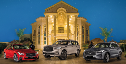 Infiniti Oman offers exciting deals till July 4
