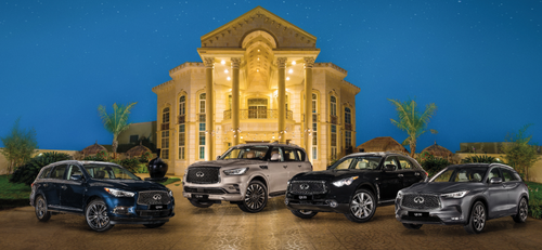 Infiniti SUV Ramadan offers valid till July 4