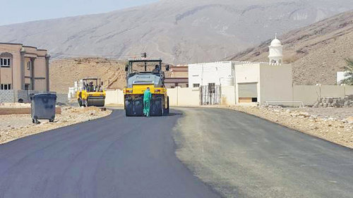 MRMWR completes road projects in South Sharqiyah