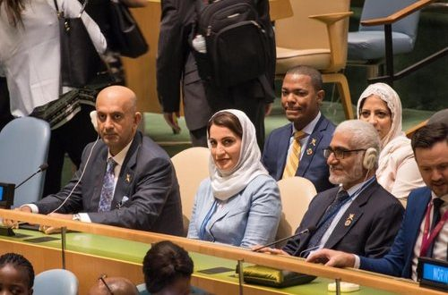 Oman takes part in sustainable development meet