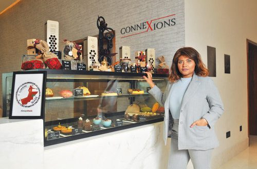 Omani designer's handcrafted items on display at Crowne Plaza Muscat OCEC