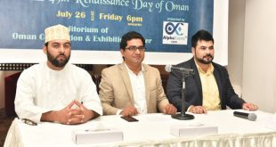 Pakistan Festival to celebrate Renaissance Day of Oman
