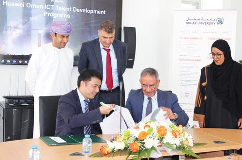 Sohar University, Huawei ink MoU to empower ICT leaders in Oman