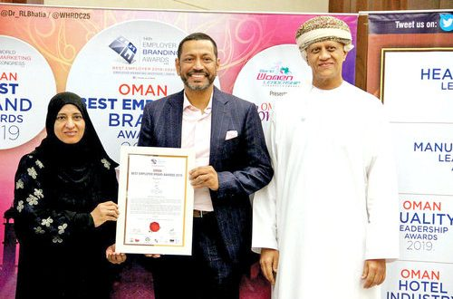 Starcare wins best employer award
