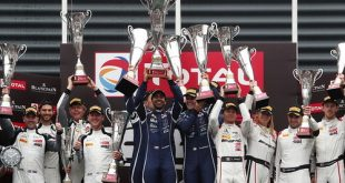 Stunning win for Oman Racing in rain-hit 24 hours of Spa in Belgium