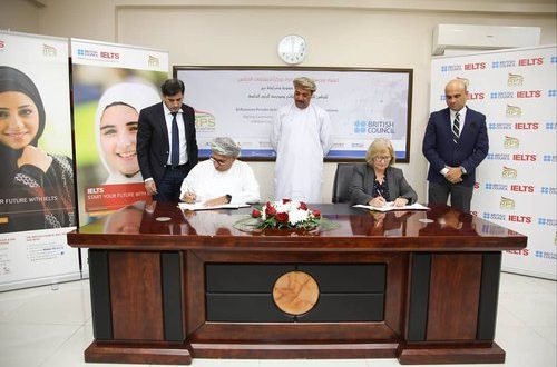 The British Council partners with Al Raneem Private School for IELTS