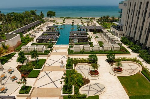 1,200 new rooms to enter Muscat's hospitality sector
