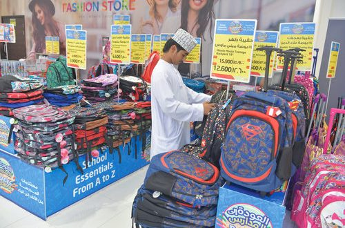 After Eid, time to shop for school supplies