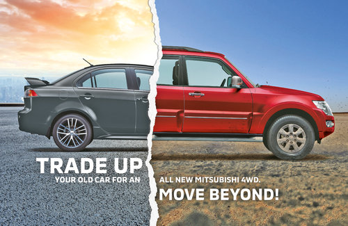 GAC launches 'Move Beyond' campaign for Mitsubishi vehicles