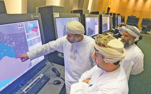 GCC committee working on unified meteorological law