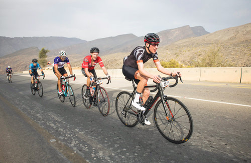 Haute Route cycling to return in March