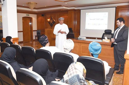 Information Ministry begins Institutional Excellence Diploma programme