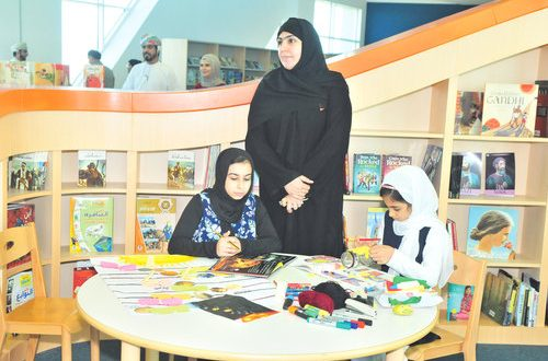 Learning, enrichment, inclusion: This library thinks beyond books