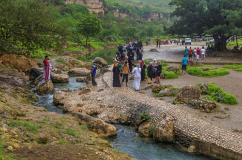 Nearly 90,000 visit Dhofar in five days