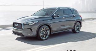 Now you can drive away Infiniti QX50 for low EMI of RO199