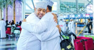 Oman airports equipped to handle hajj rush