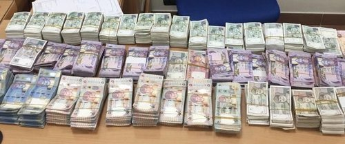 ROP arrests Asian for stealing RO43,000