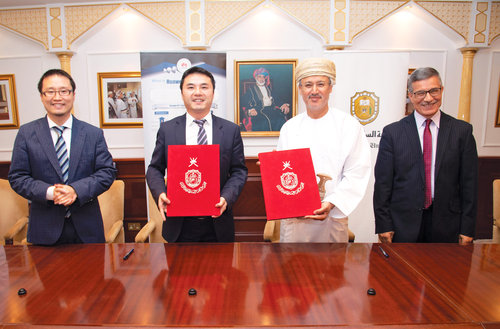 SQU, Huawei sign pact to transfer ICT technologies via academy programme