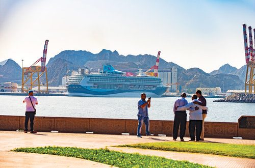 Sultanate received nearly 2,000 cruise ship tourists in June: NCSI