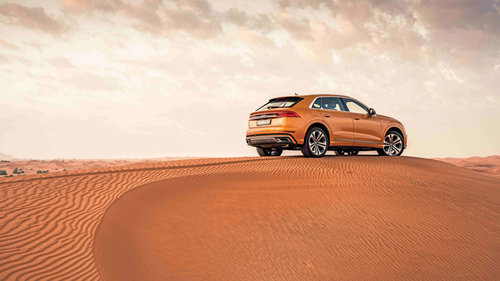 Audi Q8 becomes best-selling Audi model of the year