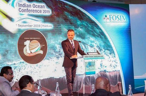Cooperation is paramount for maritime security: Sayyid Badr