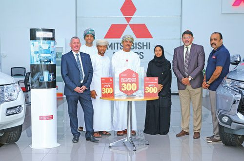 GAC announces three winners of its 'Buy Genuine Parts & Win' campaign