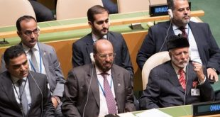 H E Alawi calls for UN efforts to ensure stability in region