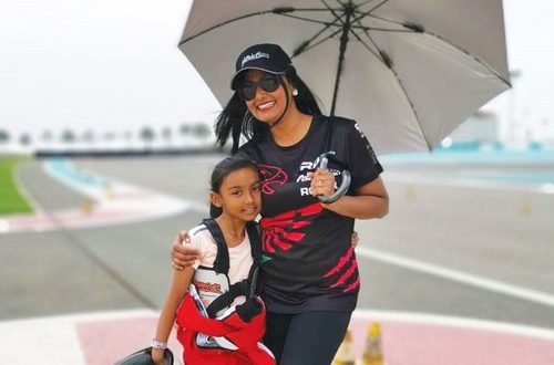 Indian girl from Oman to take part in UAE karting event