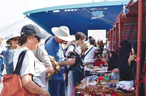 Khasab port sees over 134,000 visitors, 63 cruise ships in 2018-19