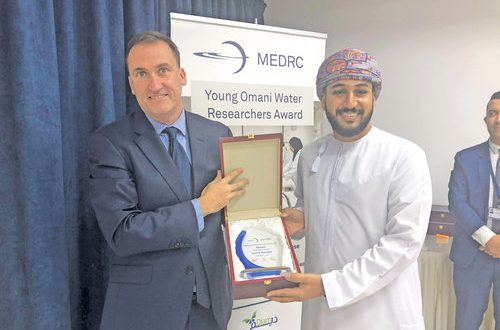 MEDRC announces winners of youth water researchers award