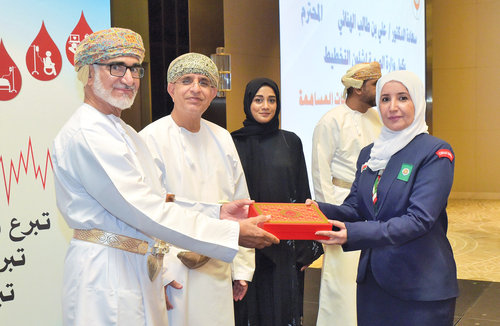 Ministry of Health honours over 150 blood donors