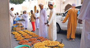 MoAF calls on SMEs to take part in Omani Dates Festival