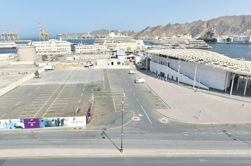 Muttrah Fish Market gets free parking facility