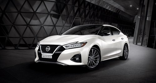 Nissan Maxima 2019 launched in Oman