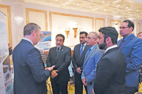 Oman's tourism workshops in Russia pay rich dividends