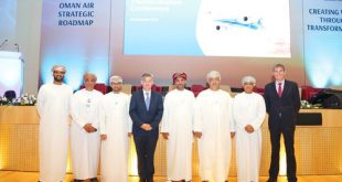 Oman Air unveils plan to transform operations