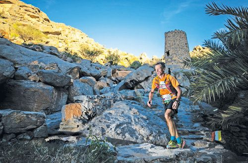 Oman by UTMB presents new distances for youth, beginners